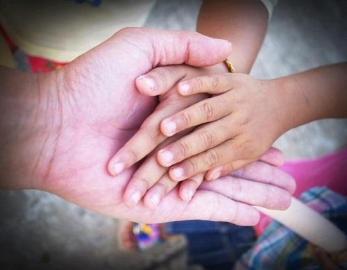 Massage des mains Namaspied