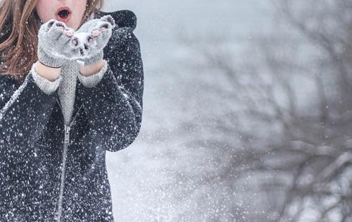 Bienfaits massage en hiver